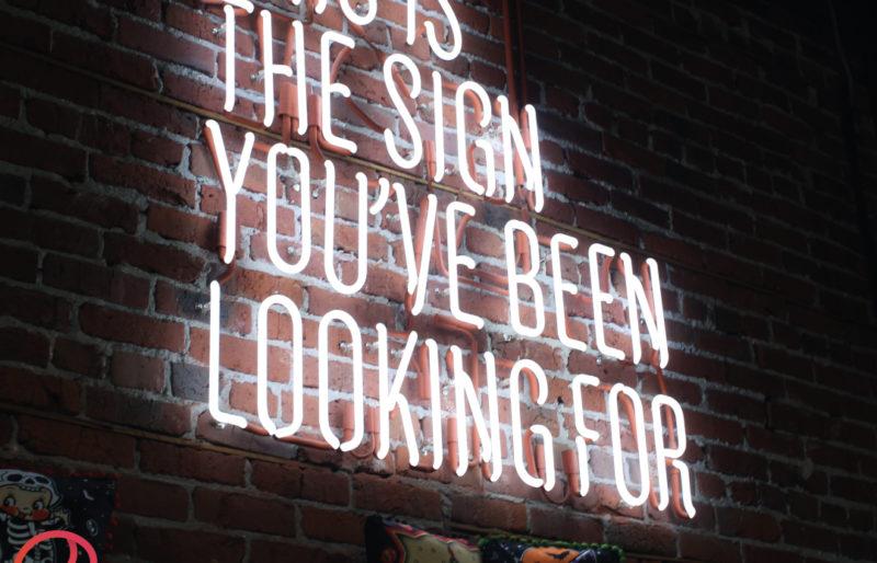 Isso pode ser um sinal